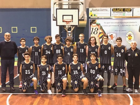 Basket Sant'Agnese: contina a vincere l'Under 16, battuta d'arresto per l'under 18