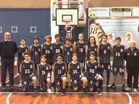 Edil Appia Basket Sant'Agnese. Under 18 e Under 16 difendono il primato e l'imbattibilità