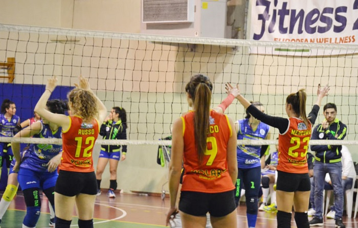 Volare Benevento Volley Serie C segna ancora una vittoria