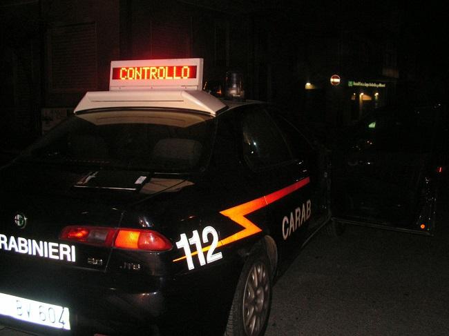 Montefalcone di Valfortore: i carabinieri arrestano per evasione un calabrese.