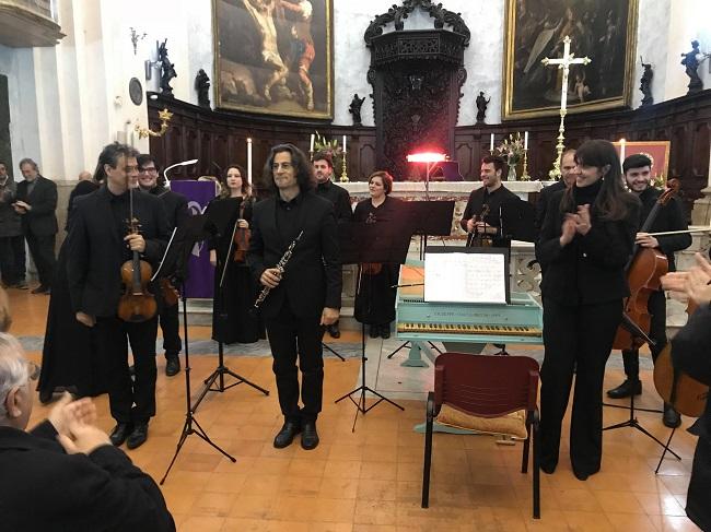 Basilica di San Bartolomeo. Un successo il concerto dell'Accademia di Santa Sofia