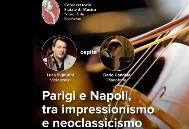 """Prestigioso appuntamento per il """"Nicola Sala"""". Il pianista Dario Candela per il concerto """"Parigi e Napoli."""
