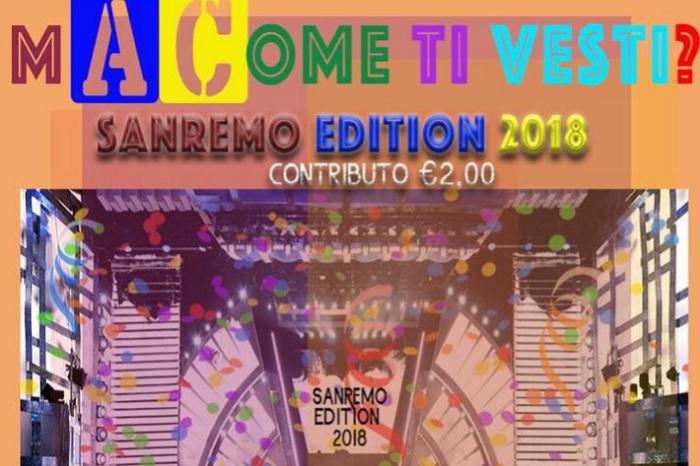 """Telese Terme,Giovani Azione Cattolica, torna la consueta festa di carnevale """"mACome ti vesti?"""""""