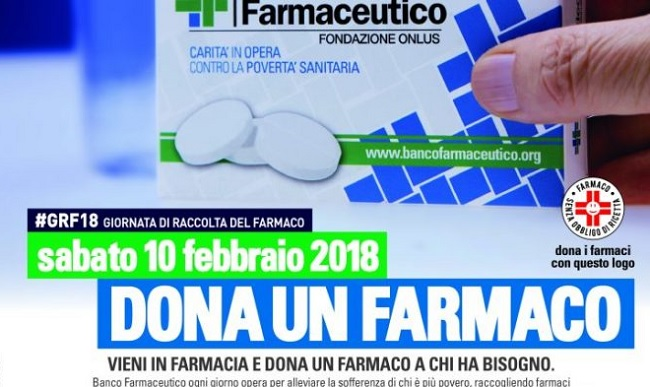 XVIII Giornata Nazionale di Raccolta del Farmaco nel Sannio