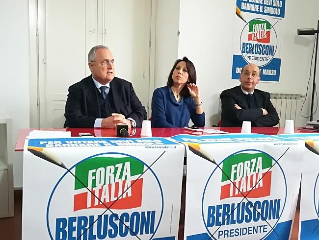 """On.Nunzia De Girolamo:""""Presto nel mio Sannio per continuare li la campagna elettorale al fianco di Forza Italia"""""""