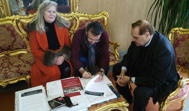 Protocollo d'intesa tra il Comune di Benevento e l'Ordine dei Farmacisti