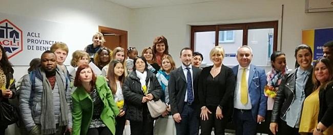 ACLI Benevento – Grande successo per la Tavola Rotonda  sulle lavoratrici domestiche.