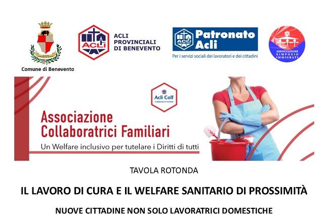 Tavola Rotonda promossa dalle ACLI Colf sulle lavoratrici domestiche.