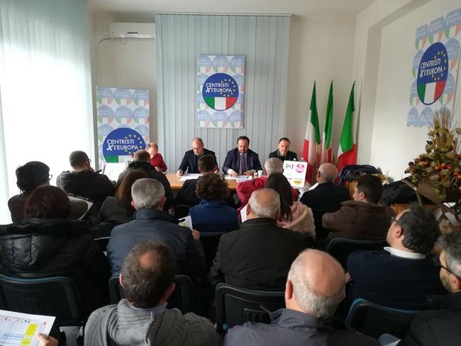 """Centristi per l'Europa : """"Tre sono le istanze sociali forti che devono essere poste come priorità nell'agenda politica"""""""