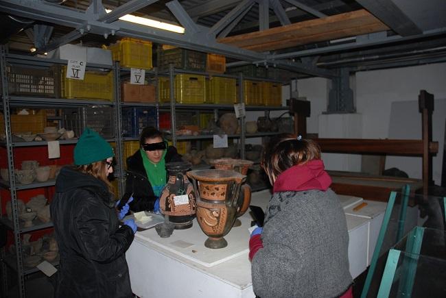 Aggiornamenti sul furto al Museo del Sannio: inventario dei beni trafugati nella notte del furto e ulteriori accertamenti.