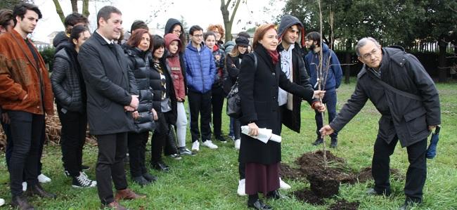 """Giornata dei Giusti. E' stata celebrata oggi presso il Liceo Scientifico """"G. Rummo"""" di Benevento."""