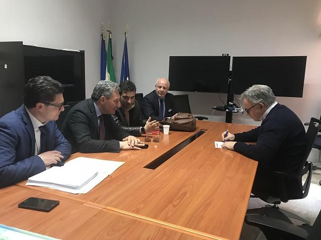 """Viabilità nel Sannio, Mortaruolo: """"Pronti a supportare la Provincia di Benevento nella progettazione"""""""