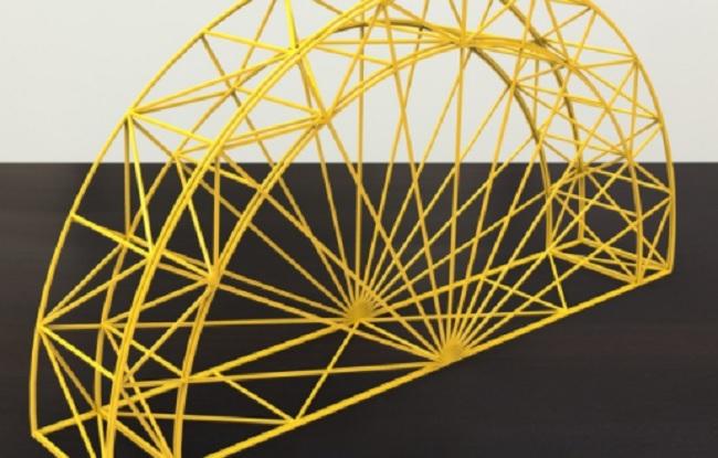 """Prima Edizione Unisannio """"Spaghetti Bridge Competition""""."""