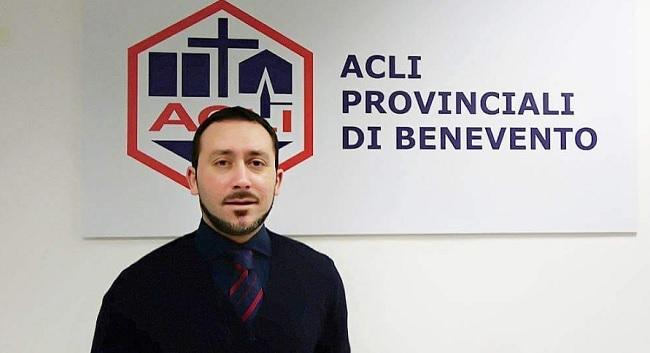 """ACLI di Benevento, Parente: """"La visita del Papa rappresenta un momento storico per la nostra comunità."""""""