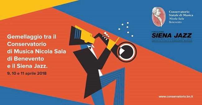"""Il Conservatorio di Musica """"Nicola Sala"""" di Benevento partner del Progetto EuJAMM promosso da SIENA JAZZ"""