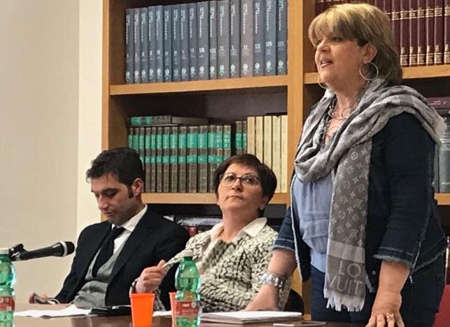 """A Colle Sannita, l'incontro su """"PSR e Sistema Duale"""" promosso da #Avanti Donne."""