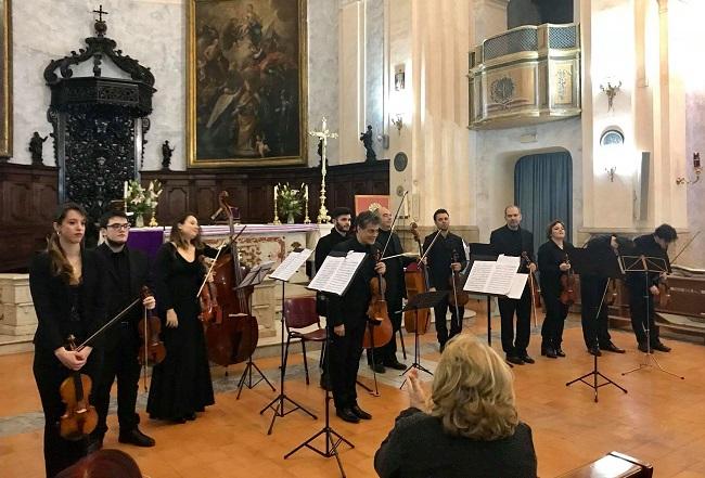 Doppio appuntamento nel week-end con i concerti dell'Accademia di Santa Sofia.
