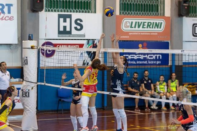 A Napoli derby col Real Volley per l'Accademia
