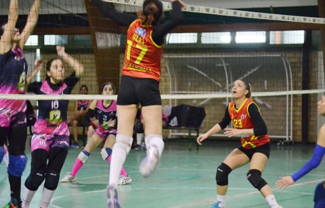 Torna al successo pieno la Volare Benevento che batte l'Alma Volley ed allunga nella zona retrocessione.