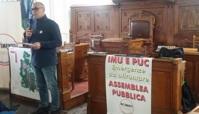 """Benevento: Cartelle Imu """"pazze"""", il M5S: """"Aggiornare il PUC"""""""