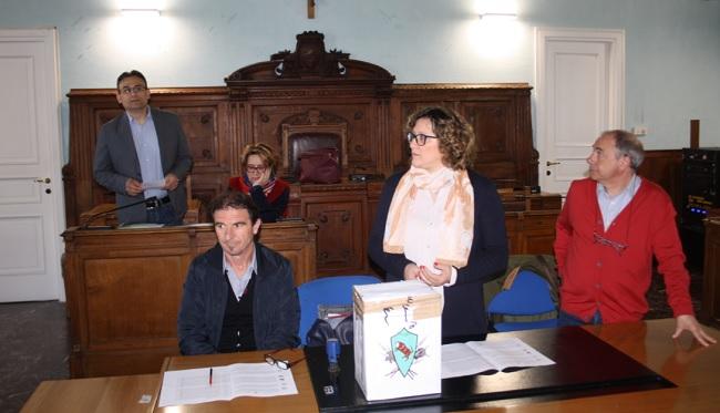 Proclamati gli eletti delle RSU, Provincia di Benevento.