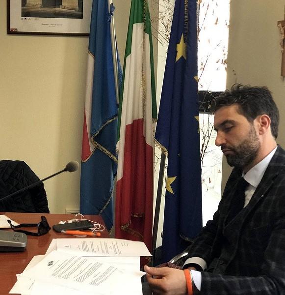 """Attacco alla sede PD di Montesarchio, Mortaruolo: """"Atto vile che inquina la dialettica democratica"""""""