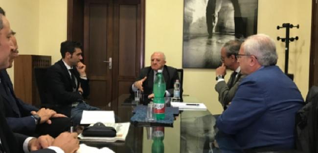 """Sanità in provincia di Benevento, Mortaruolo: """"Nessun depotenziamento dei servizi."""