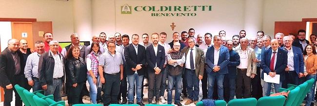 Coldiretti Benevento. Masiello rieletto Presidente fino al 2023
