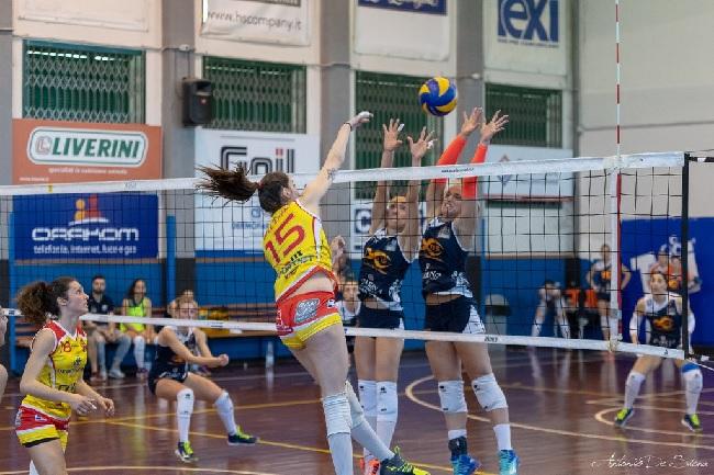 L'Accademia Volley chiude la stagione con una vittoria