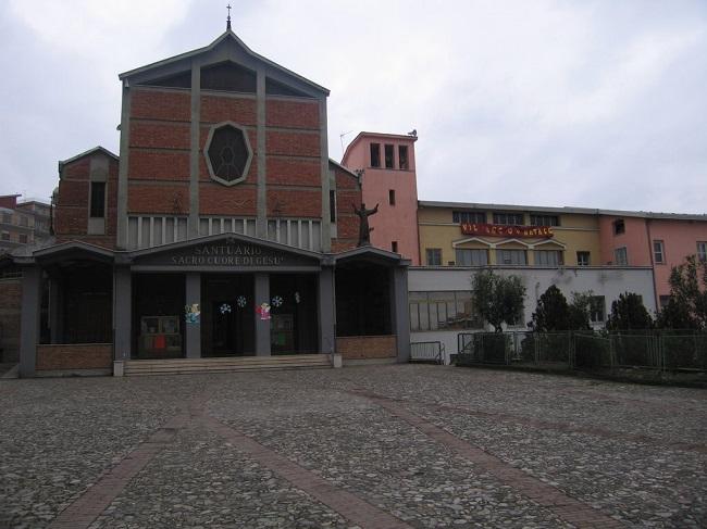 """Altrabenevento. Festa del Sacro Cuore """"scandalosa"""""""