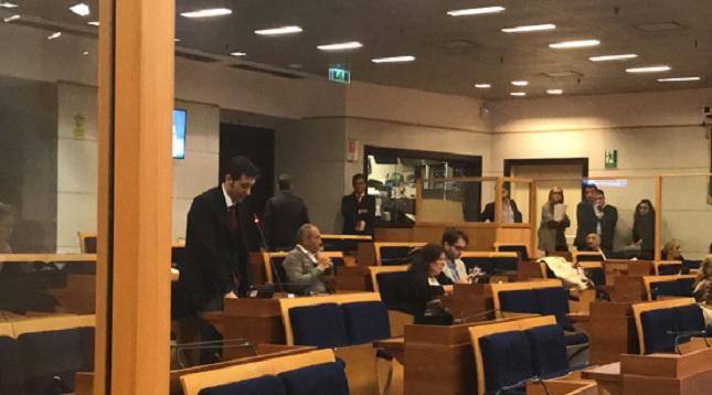 Videosorveglianza allo Stir di Casalduni, voto unanime in Consiglio regionale alla mozione presentata da Mortaruolo