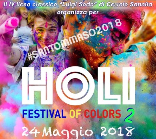 """Liceo Classico """"L. Sodo"""", domani la Festa di San Tommaso 2018."""