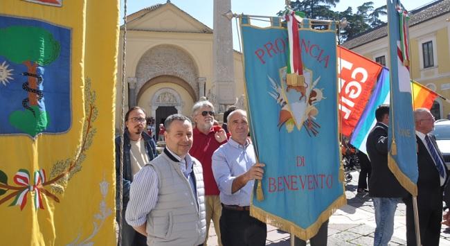 La Provincia di Benevento ha partecipato alla Marcia della Pace