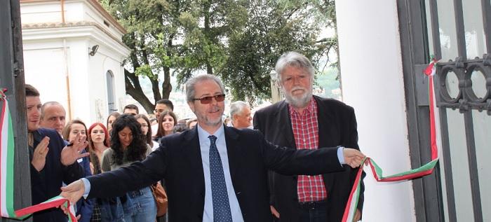 """Inaugurata oggi la mostra """"Giovani in Arte"""", presso le Sale espositive della Rocca dei Rettori."""