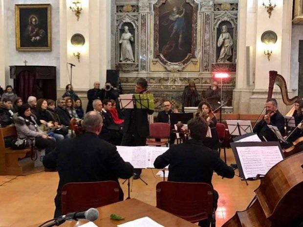 Ultimo appuntamento con la stagione concertistica dell'Orchestra da Camera Accademia di Santa Sofia