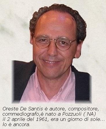 """Pesco Sannita. Commedia comica in due tempi di Oreste De Santis: """"Il morto è vivo""""."""