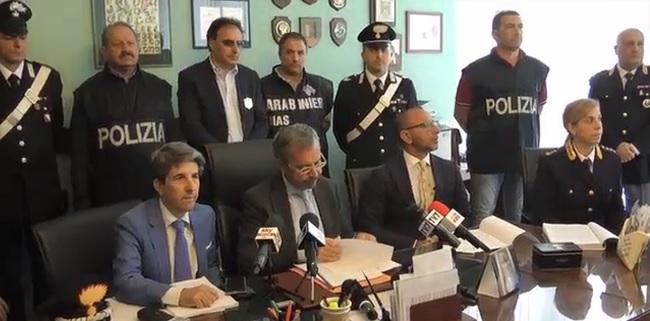 Centri Immigrati Benevento. Custodia cautelare per 5 persone, tra cui anche un impiegato del Ministero di Grazia e Giustizia