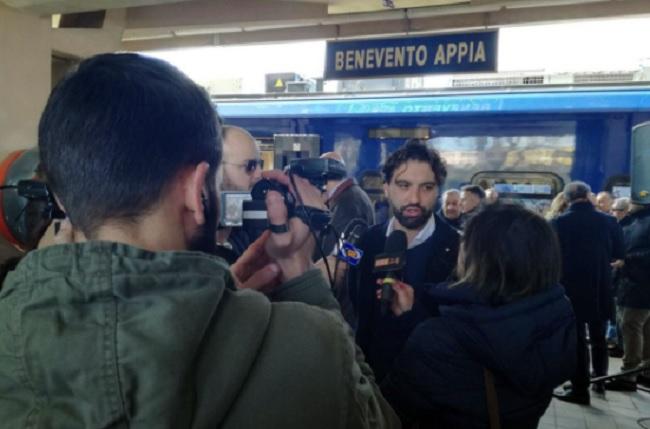 """Tratta ferroviaria Benevento – Napoli, Mortaruolo: """"Nessuna soppressione delle corse""""."""