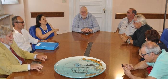 Incontro di cooperazione istituzionale tra Provincia ed Arpac.