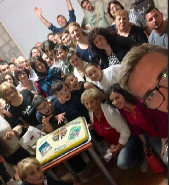 Caritas diocesana e Compagnia Instabile di Puglianello, insieme per sperimentare l'inclusione con l'arteterapia.
