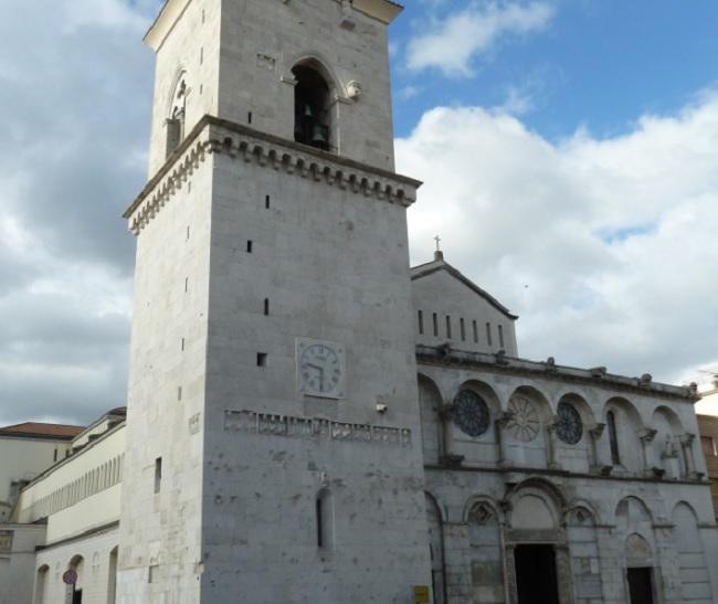 """Venerdi 16 Novembre """"Stabat Mater"""" al Duomo di Benevento"""