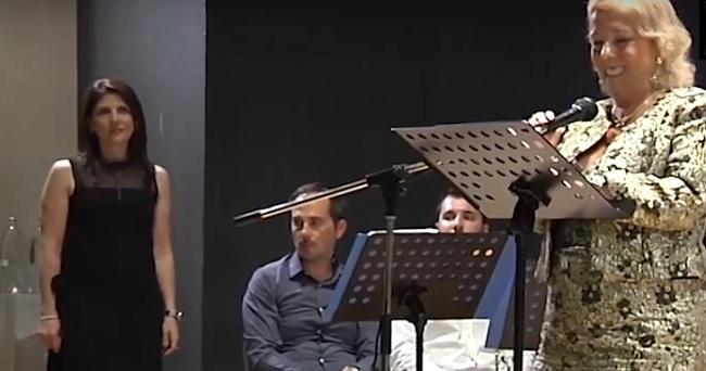 Il Prefetto Paola Galeone ha salutato la città di Benevento.