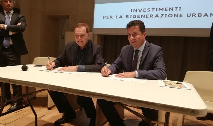 Benevento: Nuovo Polo Amministrativo nell'Ex Caserma Pepicelli.L'area sarà riqualificata con un investimento di 48,5Milioni di Euro.