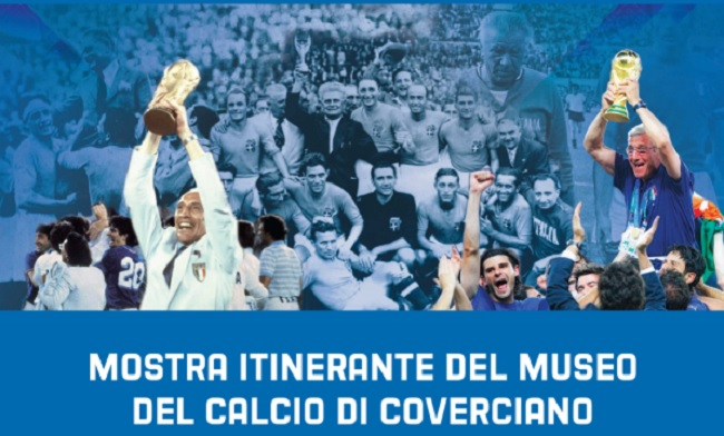 Domani a Palazzo Paolo V l'inaugurazione della mostra del Calcio di Coverciano