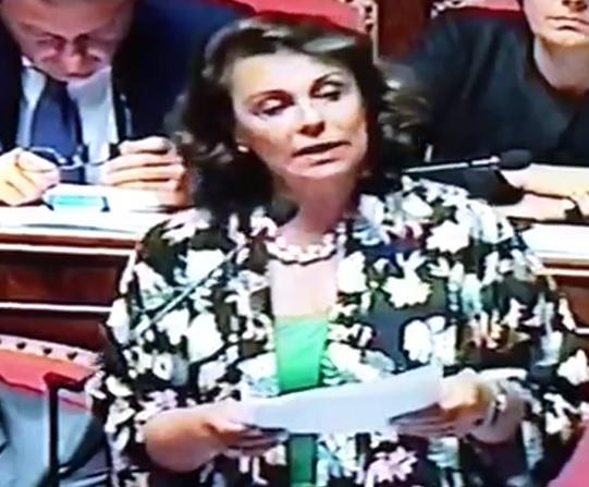 Sandra Lonardo presenta due interrogazioni al Senato sull'Ospedale di Benevento