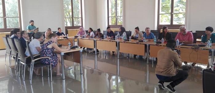 """Al progetto """"Citizens of Tomorrow"""" organizzato dall'Associazione Koinokalò hanno partecipato 5 sangiorgesi."""