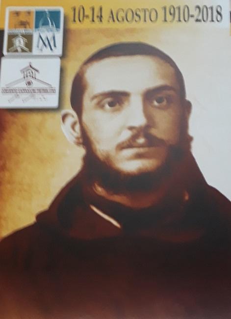 """Pietrelcina. Frate cappuccino fr. Daniele Moffa: """"il 13 agosto l'ordinazione sacerdotale"""""""