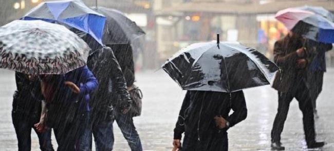Allerta Meteo: in arrivo Piogge e Temporali nelle prossime ore.