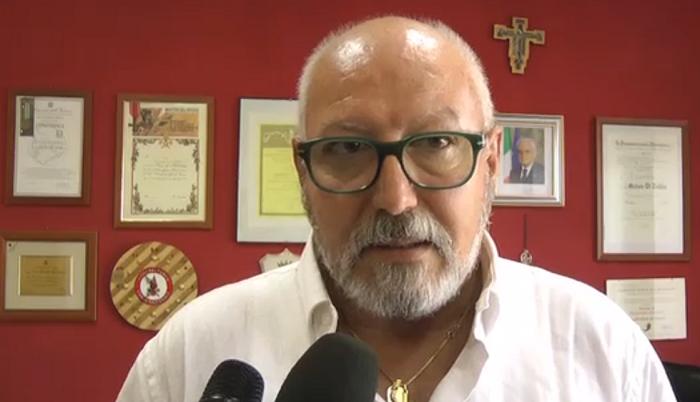 Di Tullio il Comandante dei Vigili del Fuoco saluta Benevento. Fiducioso del suo successore.