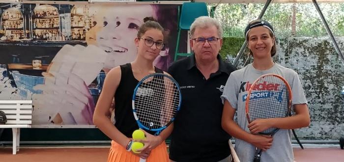 Il X Torneo di Tennis Città di Morcone ha decretato i vincitori.